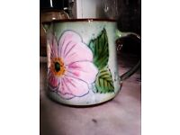 UNIQUE STUNNING HAND MADE VERY GOOD QUALITY CHELSEA ENGLAND MILK, GRAVY, CUSTARD JUG