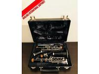 Clarinet Professional Resonite Selmer Bundy With Case Black