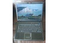 Novatech / Clevo M735T Laptop LED Widescreen Win 10 Wifi Bluetooth Webcam Cheap
