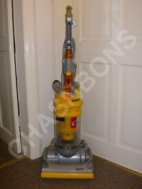 DYSON DC14 TELESCOPIC REACH BAGLESS UPRIGHT VACUUM CLEANER