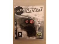 PRO STREET, PLAYSTATION 3. ONLY £10.00