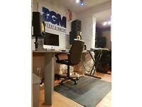Studio for songwriters/producers
