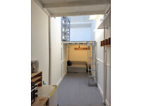 Artists Warehouse Space to rent (sublet)