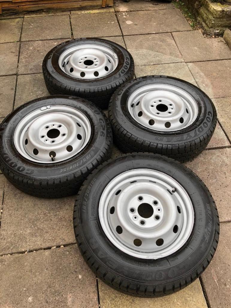 Awe Inspiring Fiat Ducato Motorhome Wheels Tyres In Kelty Fife Gumtree Download Free Architecture Designs Xaembritishbridgeorg