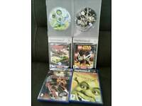 6 PLAY STATION 2 GAMES. £2.EACH OR ALL 6 FOR £10.