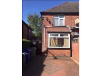 3 Bedroom/2 Toilet house with driveway and large garden - Message 07578300684