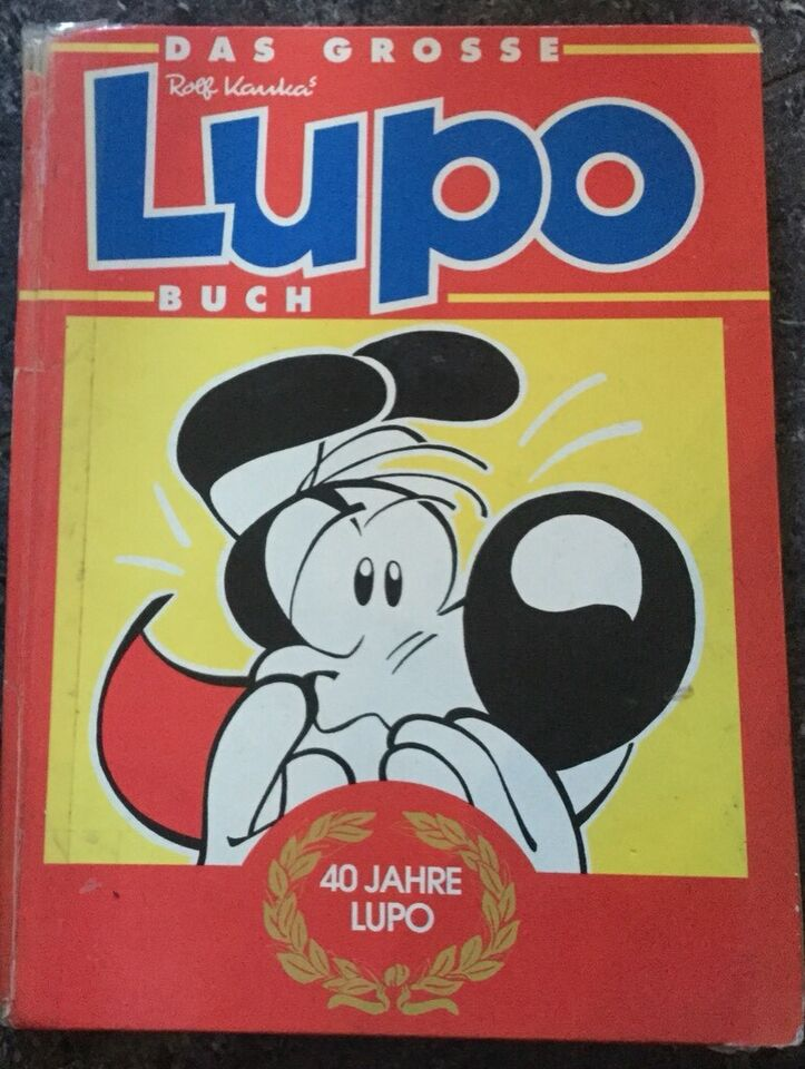 Das große Lupo Buch, 40 Jahre LUPO in Varel