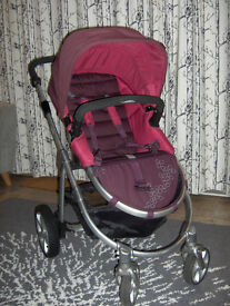Mamas & Papas rubix pushchair from non smoking home / previously used by one infant only