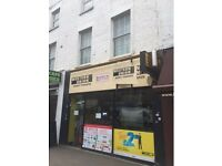 Shop to rent, King Street, Hammersmith, W6