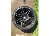 "Genuine Audi 19"" alloy wheel a3/a4/a5/a6/s3/s4/s5/s6"