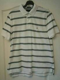 Tommy hilfiger polo shirt medium