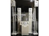 Monitor Audio 5.1 Speakers