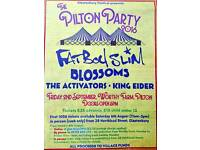 1 x Pilton Party ticket for this Friday