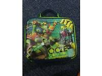 Lunch box ninja turtle