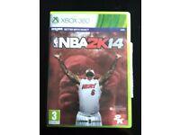 🏀🎁📺Xbox 360 Game: NBA 2K14 LeBron James Miami Heat Edition🏀🎁📺