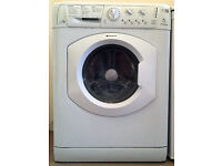 Hotpoint Aquarius 7kg load 1600 rpm spin cycle Washer/Dryer