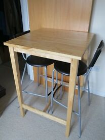 Dining bar table