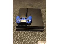 PS4 With 17 Games and 1 pad