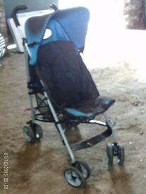 KiddiCouture 'Baby Weaver' Pram/Buggy