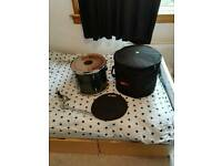 "Pearl export series 13"" Tom with rack mount, vic firth noise damper and soft case"
