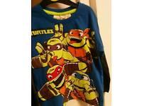 New Boy's Teenage Mutant Turtle Tops
