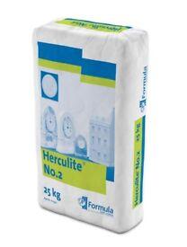 Herculite 2. Hard Setting Plaster