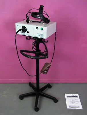 Integra Luxtec Welch Allyn Surgical Headlight 9300xsp 300w Headlamp System Stand