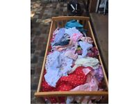Baby Girl's Clothing Age 0-4
