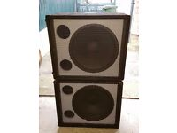 Laney RB115 Bass Speakers