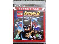 PS3 Batman 2 - DC Super Heroes