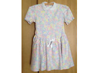 vintage ladybird dress 6 to 7 years