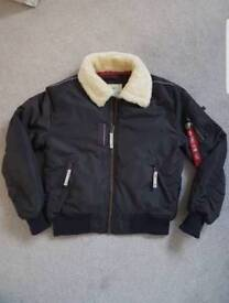 Alpha industries winter jacket XL