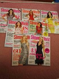 All 2015 slimming world magazines