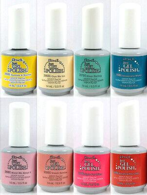 IBD Just Gel Polish - PINK MOTEL Summer 2019 Collection- Pick Any - Ibd Color Gel Polish