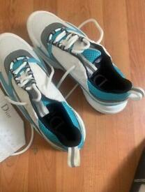 Dior runners b22 size 9