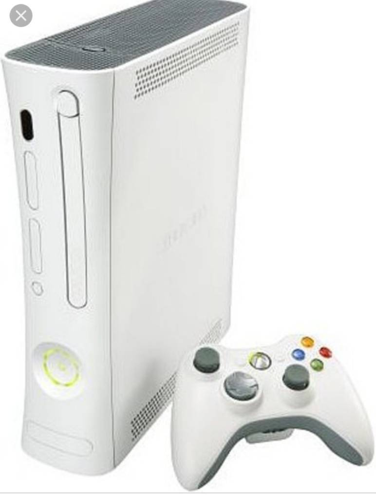 XBOX 360 (20GB) with 2 controllers