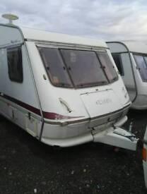 Elddis wisp touring caravan 4/5/6 berth 1994