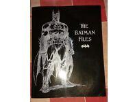 The batman files book