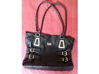 Black Hand Bag NEW