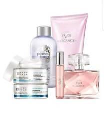 Fragrances gift set for her