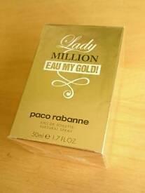 New Lady Million Eau de Toilette 50 ml