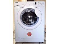 Hoover 7kg Capacity Slim Depth Washing Machine (White)