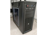 Gaming PC i5-6600 GTX1070 16GB DDR4 RAM 2xSSD, 1TB SATA HDD