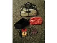 Girls bags and accessories