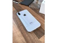 iPhone X 256GB Unlocked - 3 months old