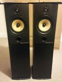 Speakers Wharfedale Diamond 8.3