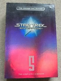 Star Trek Enterprise DVD Collection