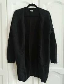 Long cardigan size M