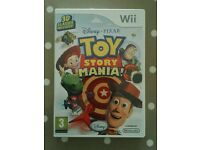 Wii Disney Toy Story Mania Game