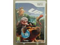 Wii Disney Up Game